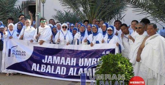 Umroh Spesial Bersama Syekh Ali Jaber