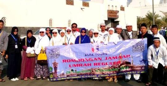 Umroh Reguler Paket Full Ramadan 30 Hari