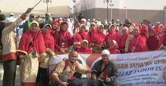 Umroh Reguler Rahmah 9 Hari Al Hijaz
