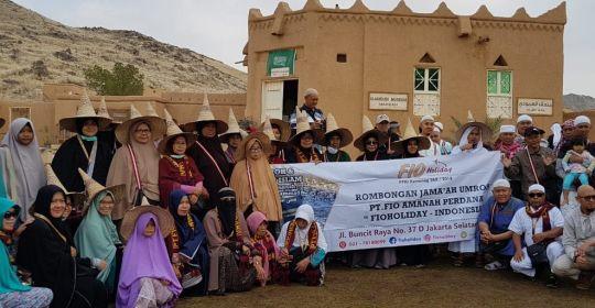Paket Liburan Akhir Tahun Umroh & Kajian Islam 9 Hari
