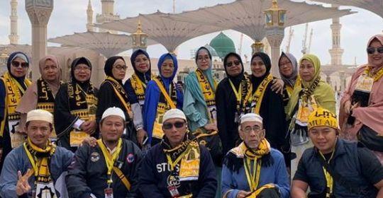 Paket Umroh Hemat Awal Ramadhan 1441 H