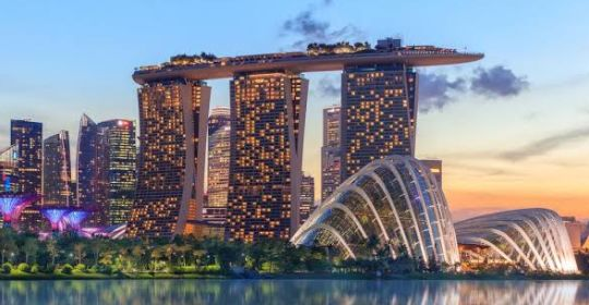 Halal Trip 3 Negara Singapore - Thailand - Malaysia