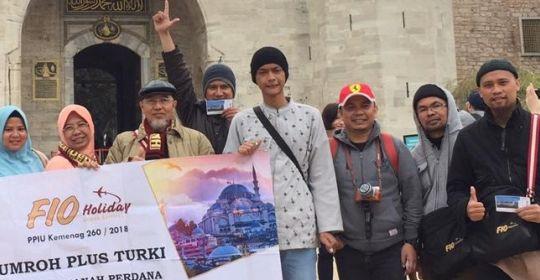 Umroh & Kajian Islam Plus Turki Qanaah *3