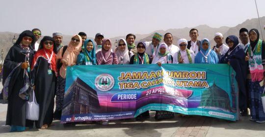 Paket Umroh Promo Tengah Ramadhan