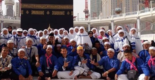 Paket Umroh Reguler Awal Ramadhan