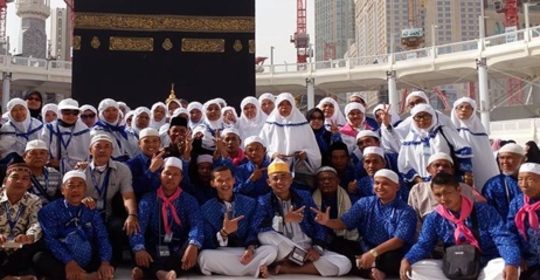 Paket Umroh Reguler Awal Ramadan
