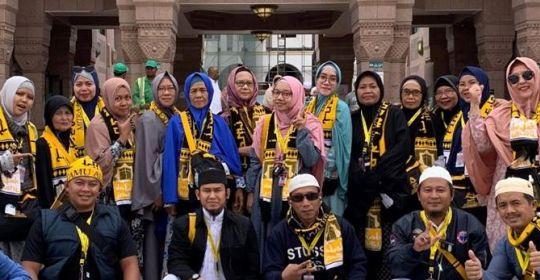 Paket Umroh Nyaman Parenting Islami