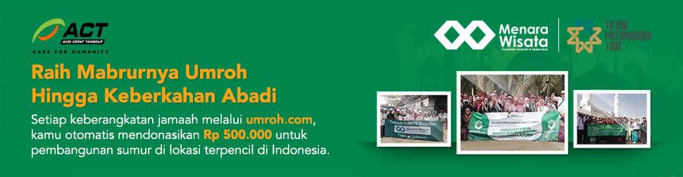 Promo Paket Umroh Murah