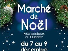 Marché de Noël – Le Raincy