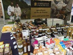 Du miel pour le Nord de Paris