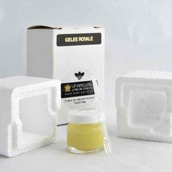 Cure standard de gelée royale
