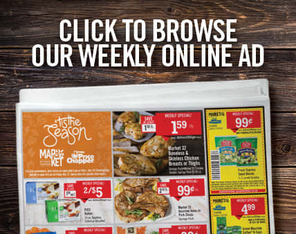 Weekly Ad Price Chopper