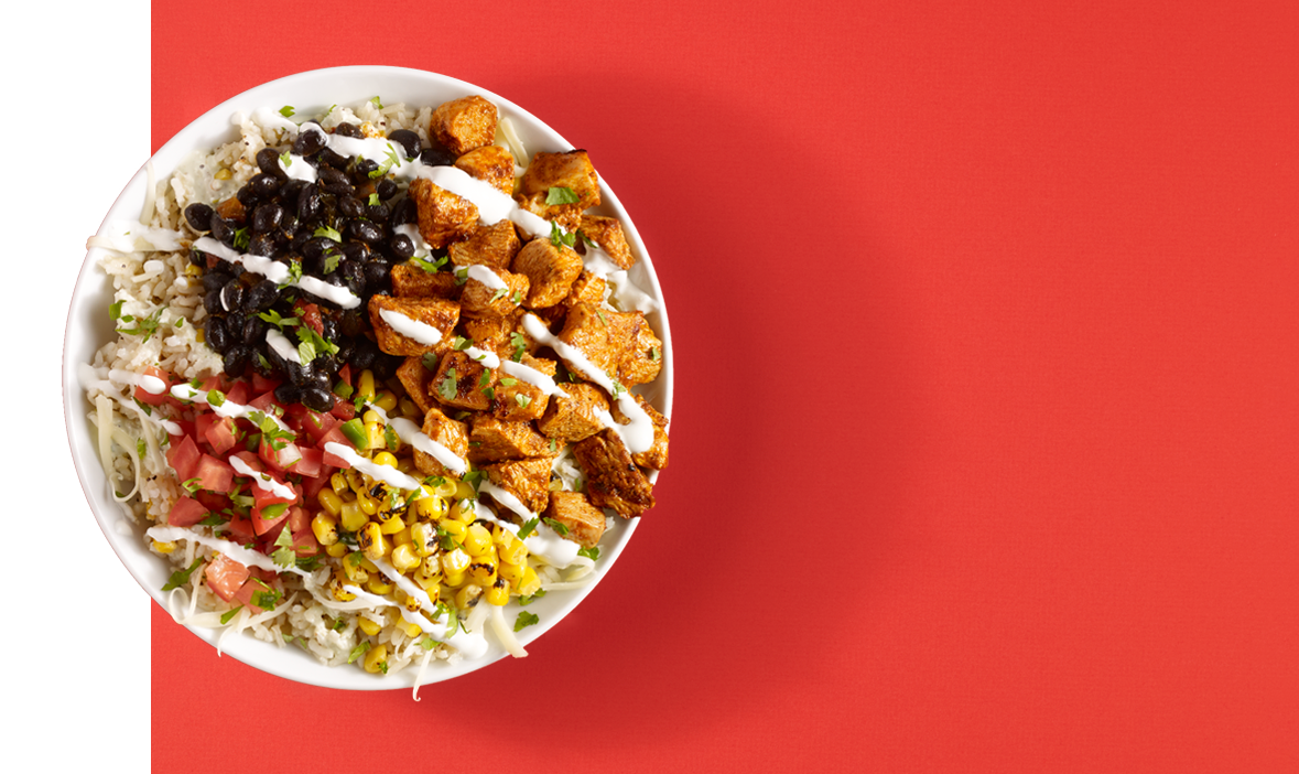 Savage Chicken Ranch Bowl