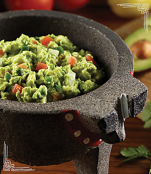 The Original Homemade Tableside Guacamole Appetizer