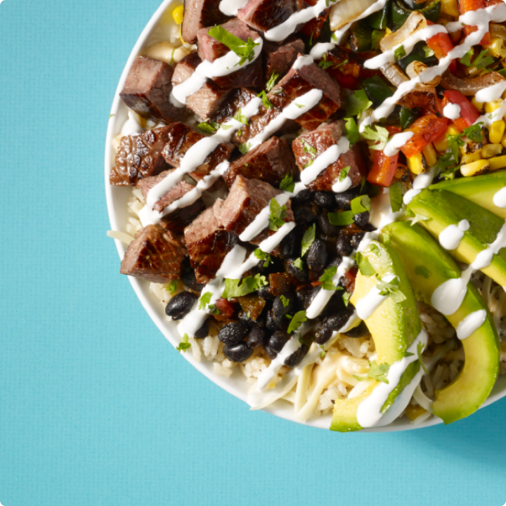 Bowls + Salads