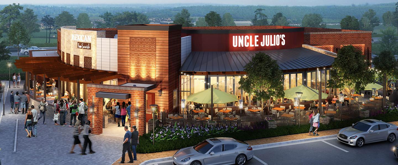 Uncle Julio's Brookfield, Wisconsin Restaurant