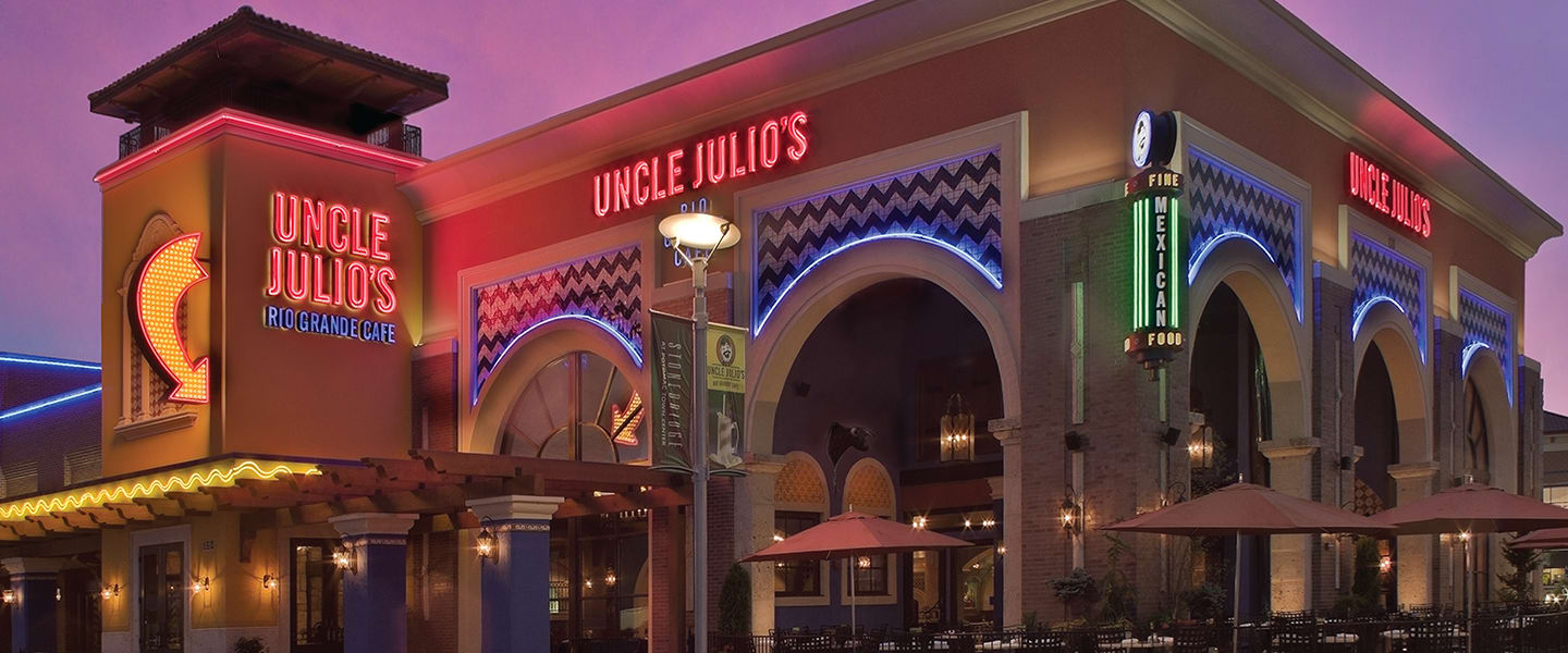Mexican Restaurant Woodbridge Uncle Julios