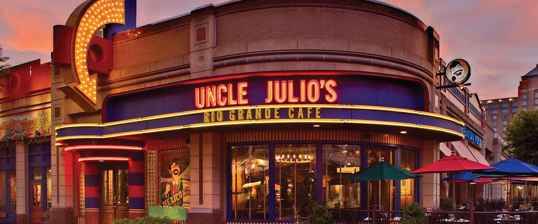 Mexican Restaurant Reston Uncle Julio S