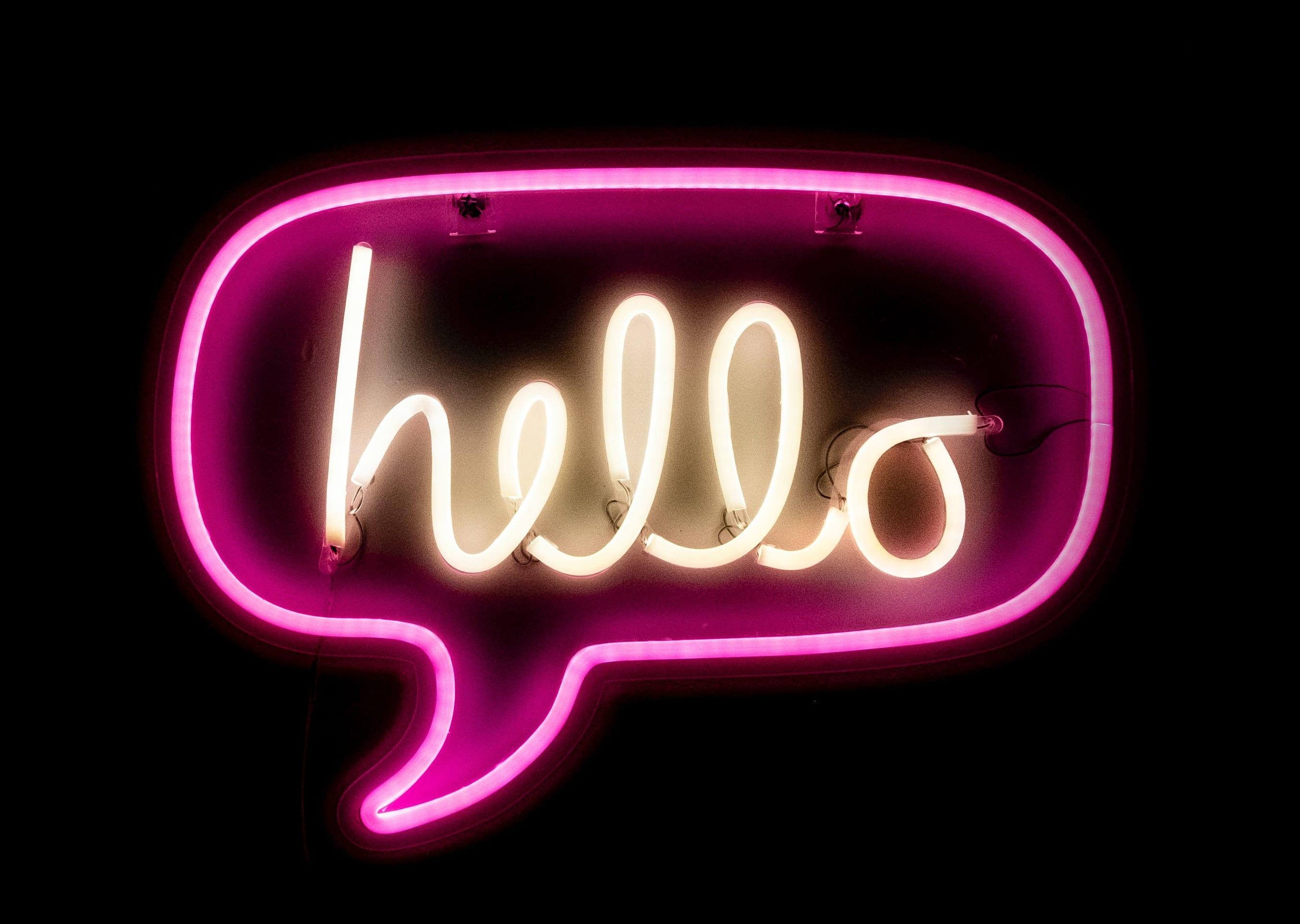 Hello! Contact Us
