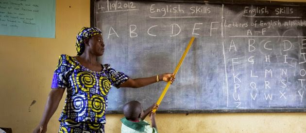nigerian teacher