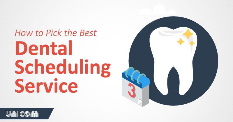 dental scheduling service