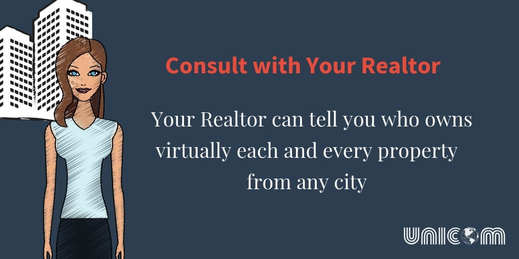consult with realtors in your local area