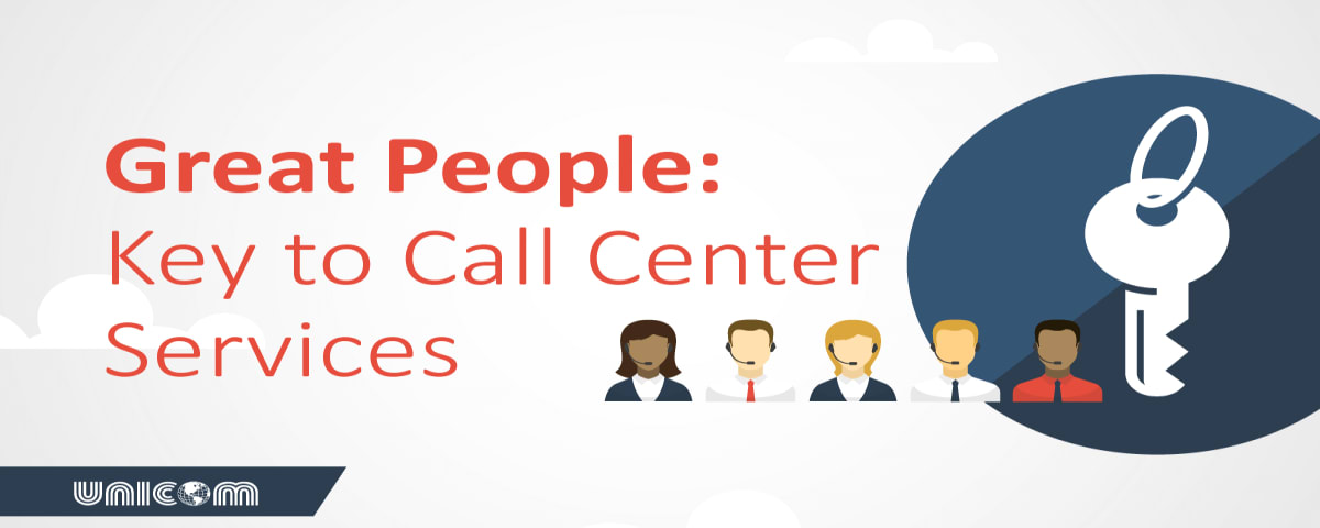 call center services great agents