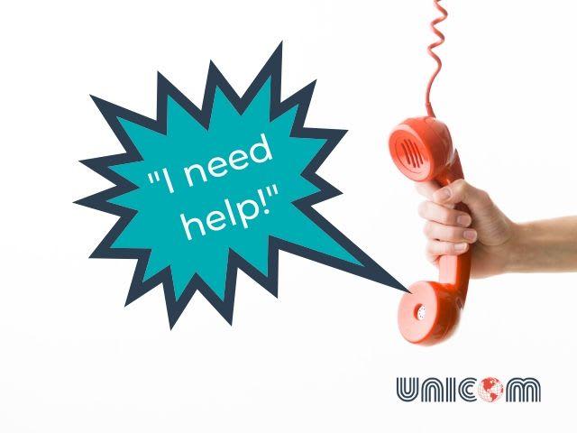 Customer needing help