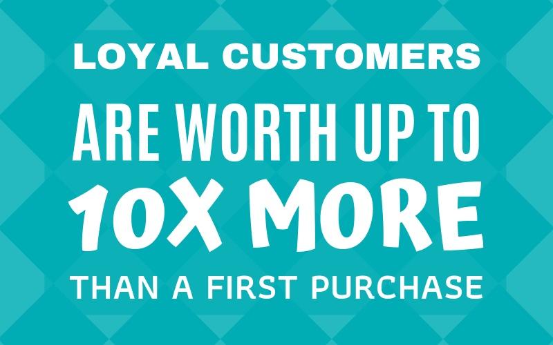 The value of loyal customers
