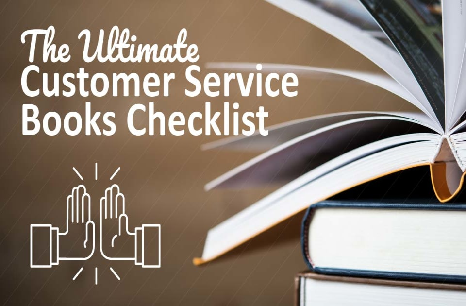top customer service books