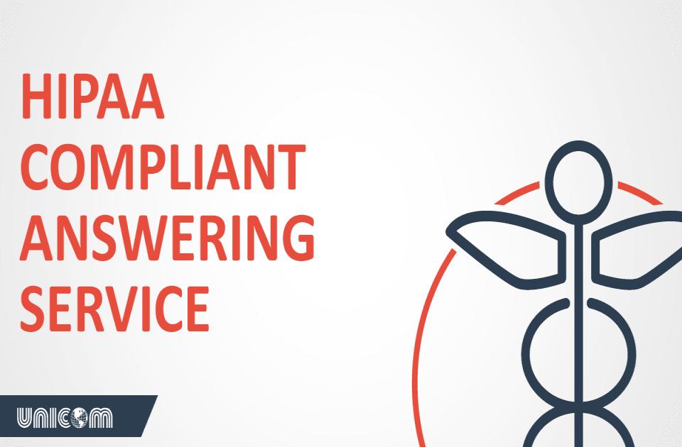 hipaa compliant answering service