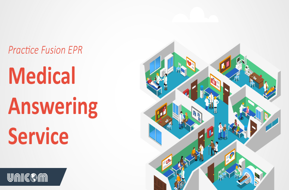practice fusion answering service