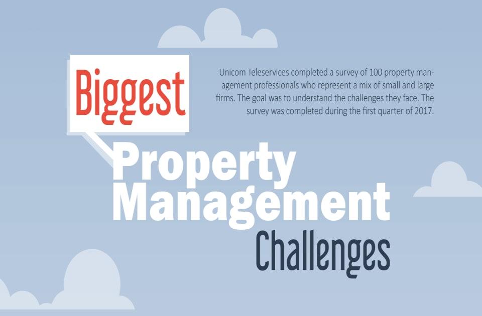 property management challenges