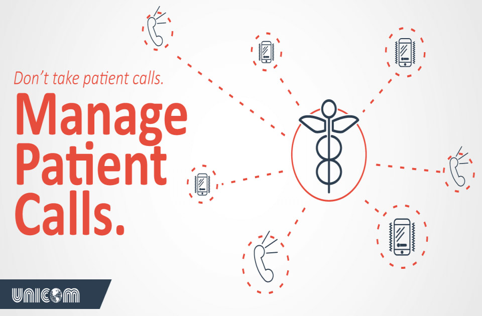 manage patient phone calls