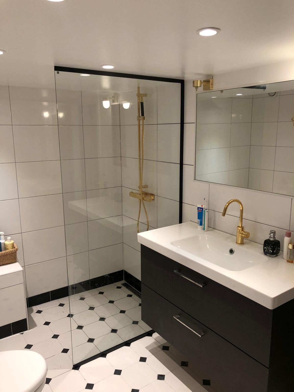 badrumsrenoveringar i Stockholm