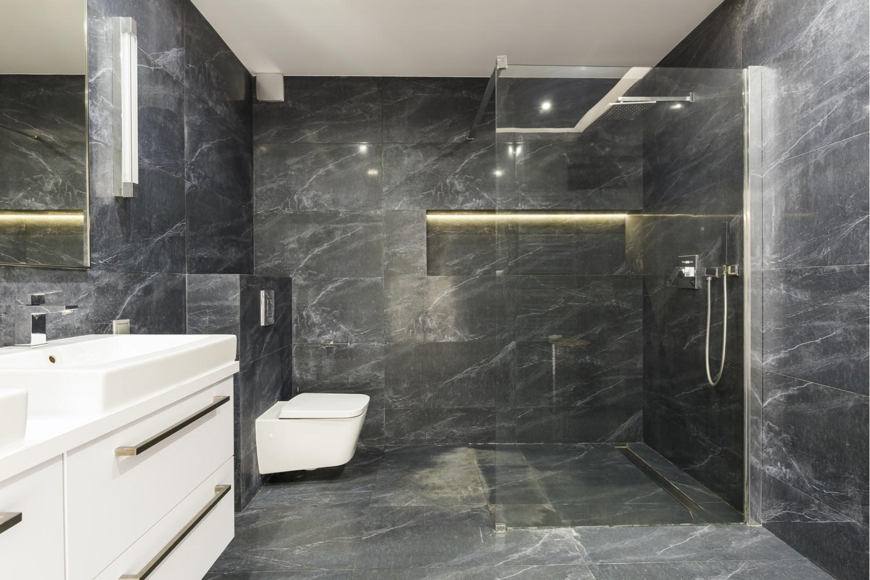 badrumsrenovering i Danderyd