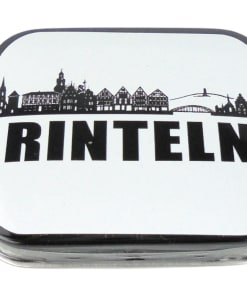 "Pfefferminz Pastillen in Mini-Dose ""Rinteln Skyline"""