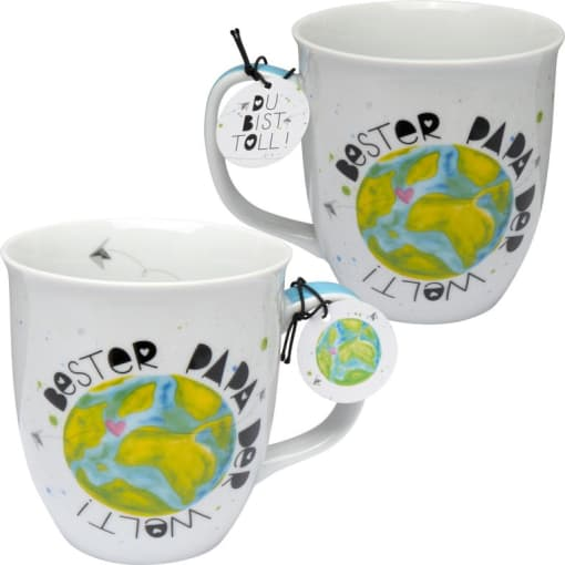 "Sheepworld Tasse ""Bester Papa"""