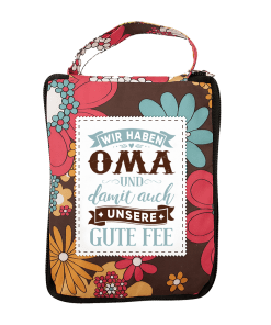 """Top-Lady Tasche mit Name – """"Beste Oma"""""""