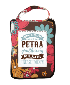 """Top-Lady Tasche mit Name – """"Petra"""""""