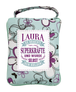 """Top-Lady Tasche mit Name – """"Laura"""""""