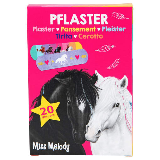 Miss Melody Pflaster