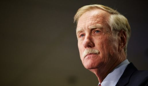 Photo for Sen. Angus King, Maine