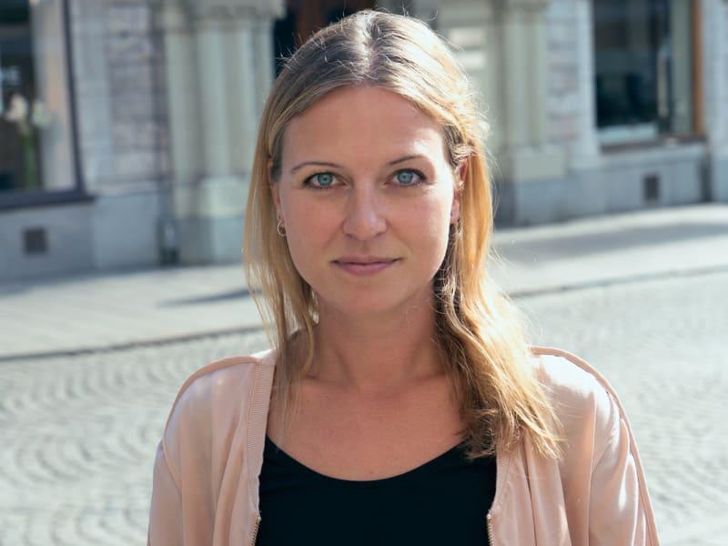 Cecilia Flodén