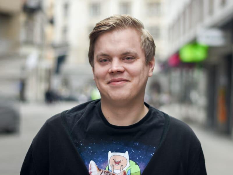 Markus Nordin