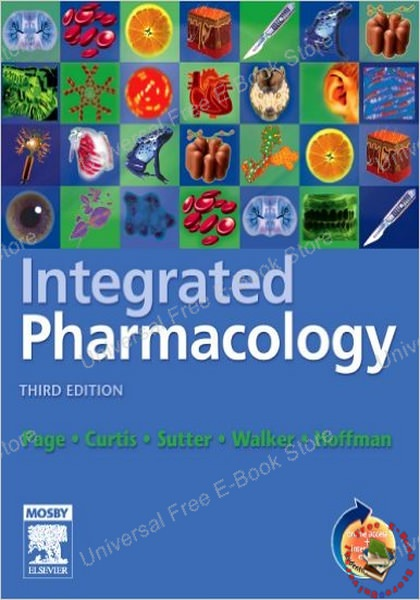 Ufes Integrated Pharmacology 3rd Edition Integrated