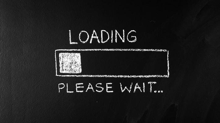 Loading - Barra di caricamento