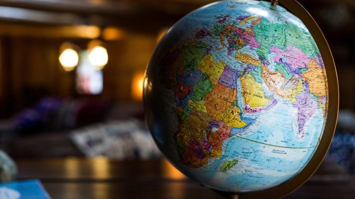 Mappamondo - Globe