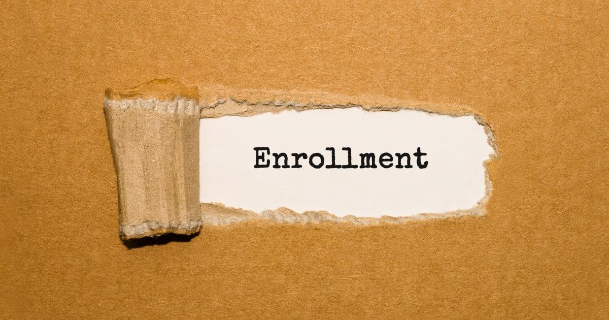 Enrollment - Iscrizione
