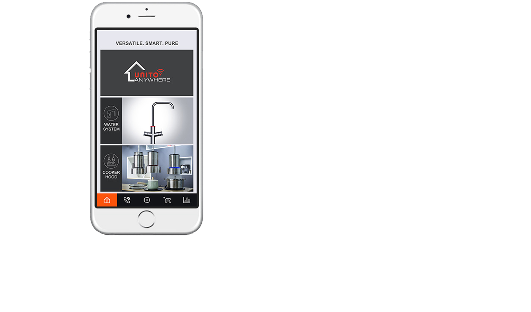 Kitchen Appliances IoT App